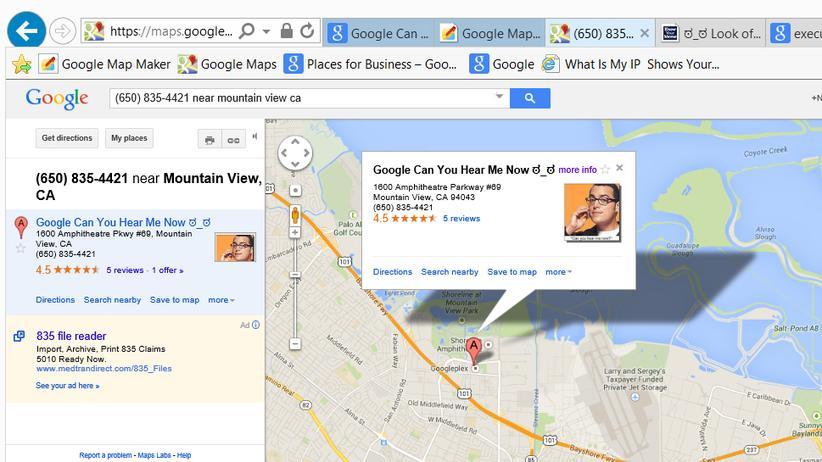 Google Maps: Wie Betrüger den Kartendienst von Google manipulieren