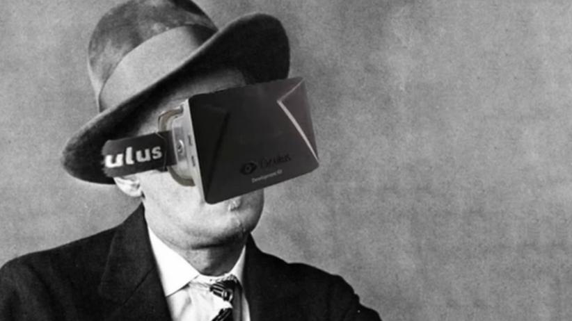 Oculus Rift: Mit Joyce am Strand