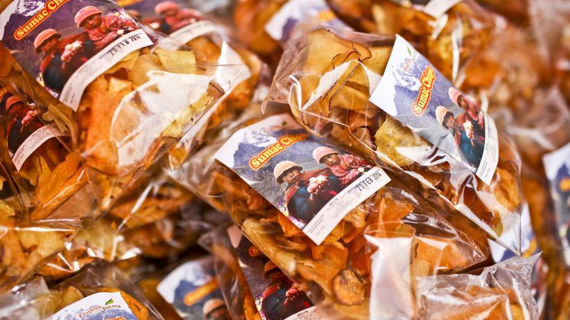 Spionage: Wenn die Chipstüte auspackt