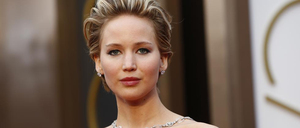 US-Schauspielerin Jennifer Lawrence
