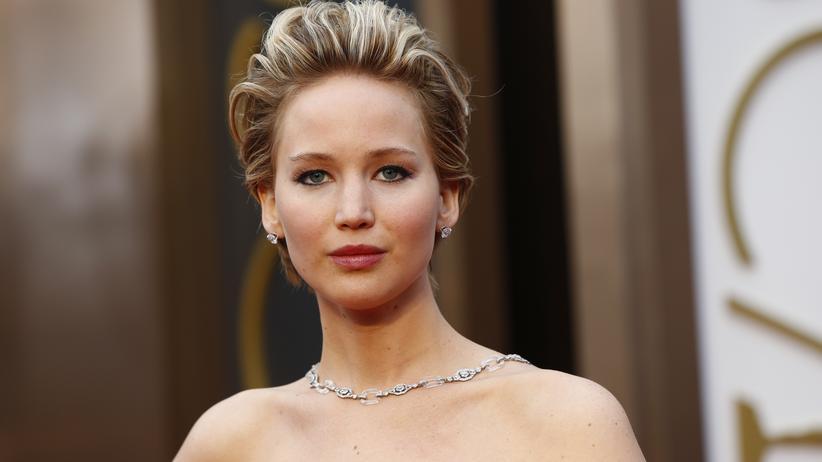 US-Schauspielerin Jennifer Lawrence