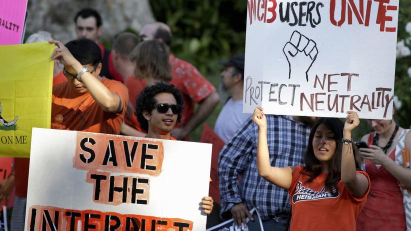 Internet-Aktivisten bekommen Unterstützung von US-Präsident Barack Obama
