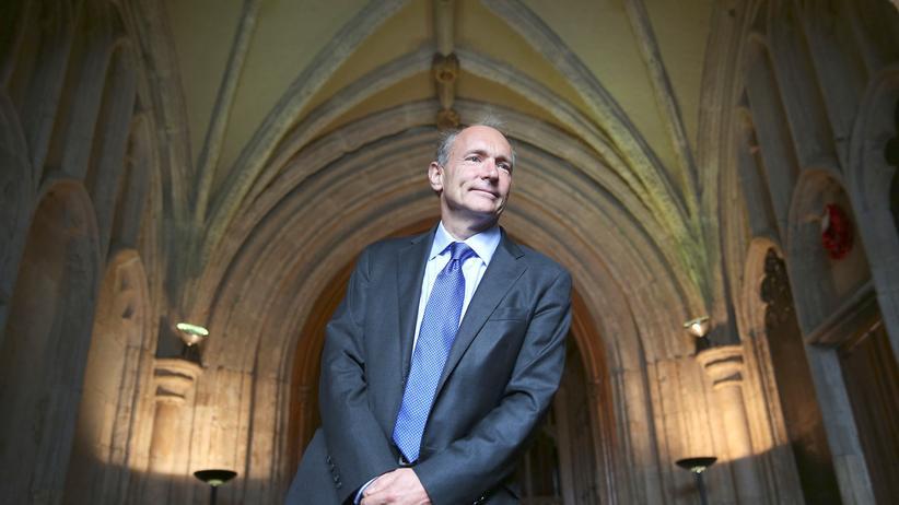 Tim Berners-Lee: Internet-Pionier kritisiert Recht auf Vergessen