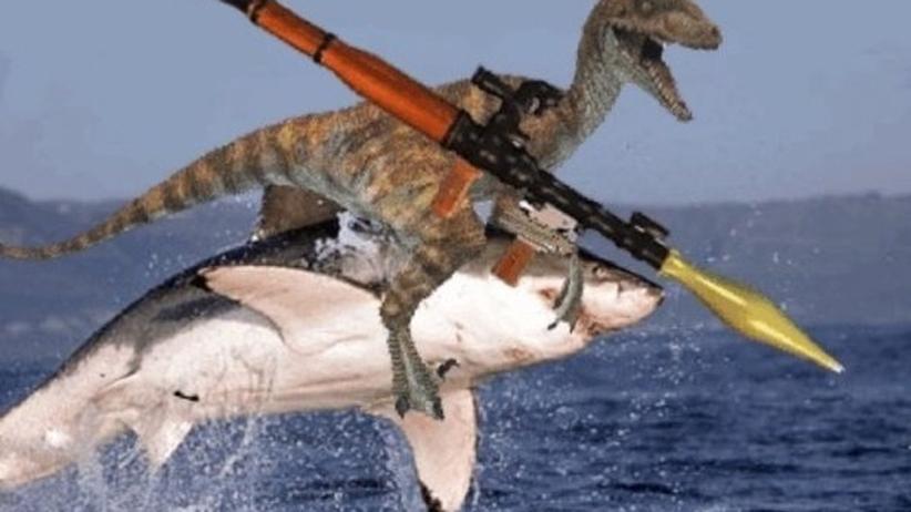 Photoshop-Kunst der besten Art.