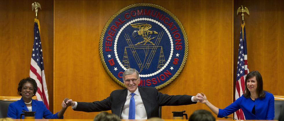 Tom Wheeler FCC UN