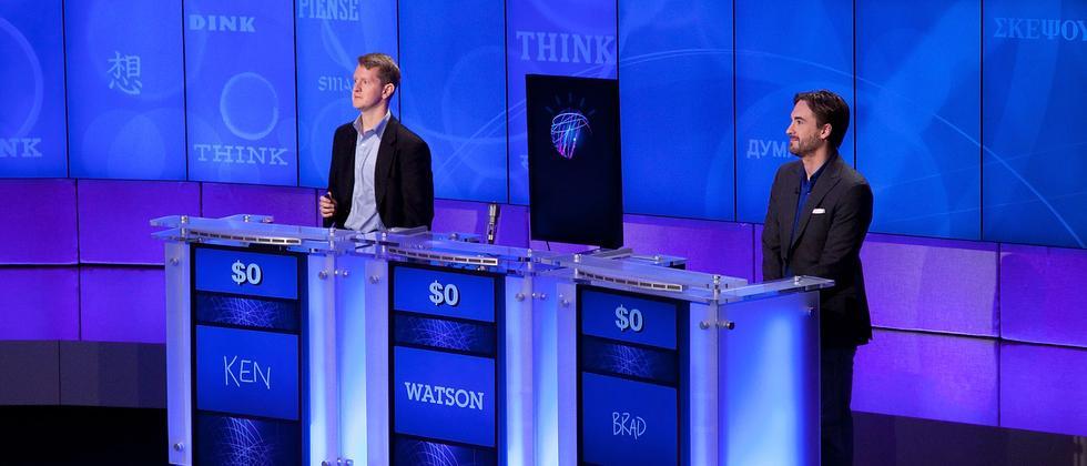 IBMs Watson bei Jeopardy