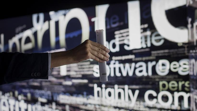 Im Watson-Hauptquartier von IBM