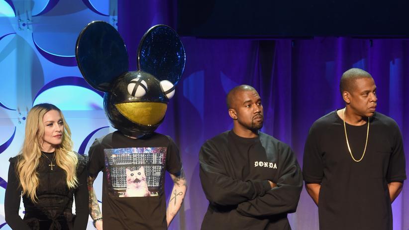 Tidal: 17 Superstars gegen Spotify
