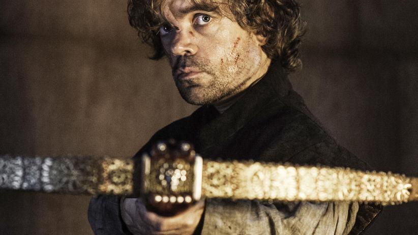 "Tyrion Lannister (Schauspieler Peter Dinklage) in ""Game of Thrones"""