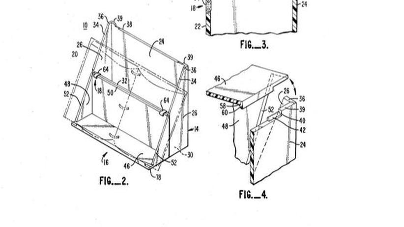 1986: Ein Bücherständer aus dem Hause Microsoft