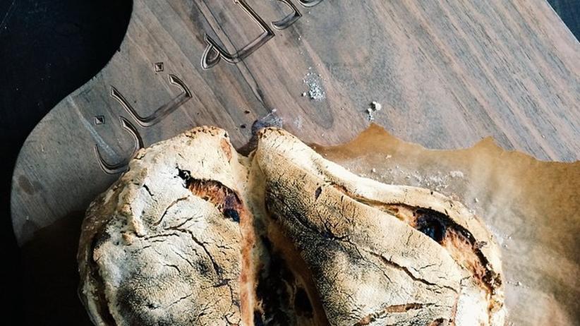 Foodblogs: Ein Brot nach afghanischem Rezept von Malin Elmlid.