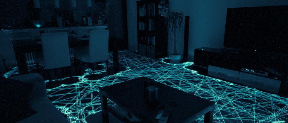 Roomba-Aktiivität