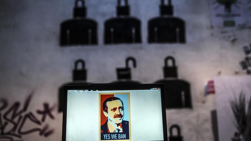 Türkei: Die Regierung zensiert sich das Netz zurecht