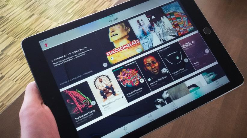 Apple Music startet in 100 Ländern.