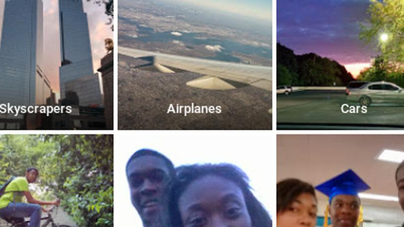 Googles neuer Foto-Dienst kategorisierte eine Freundin von Jacky Alciné als Gorilla.