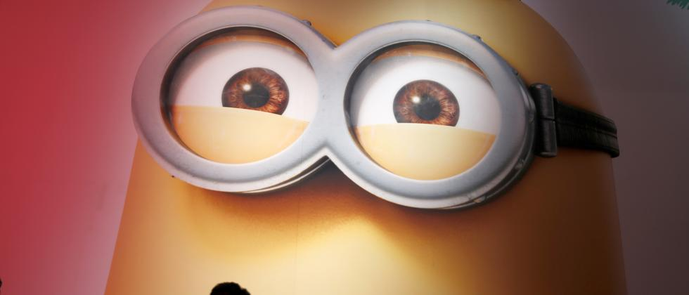 """Minions""-Plakat in Los Angeles"