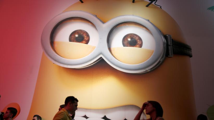 """Minions""-Plakat in Los Angeles"