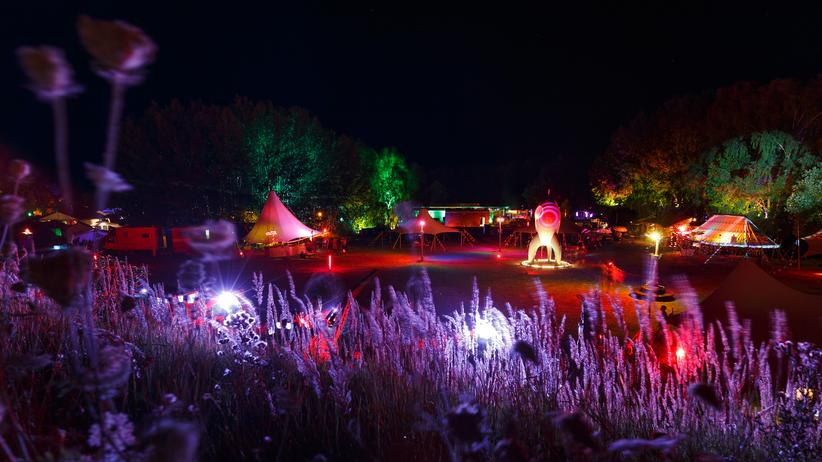 Chaos Communication Camp 2015: Utopia liegt in Brandenburg