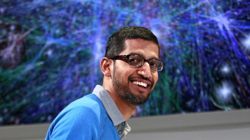 Sundar Pichai: So sehen Googler aus