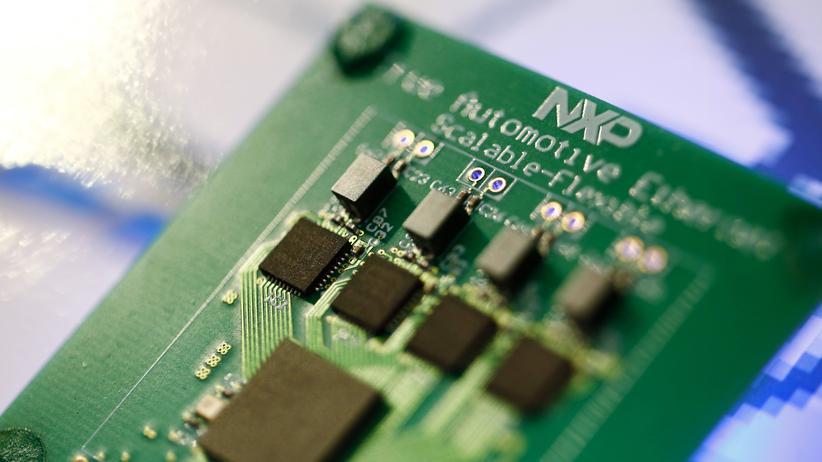 Internet of Things: Platine des Herstellers NXP