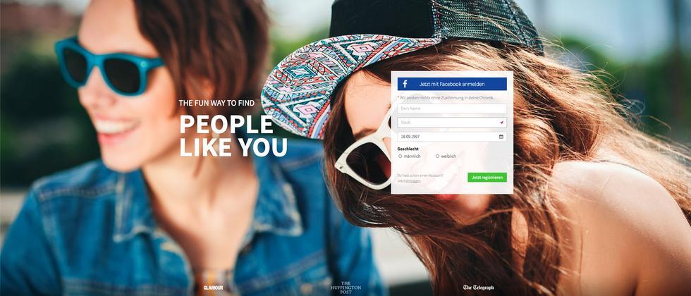 Die zeiten online dating site