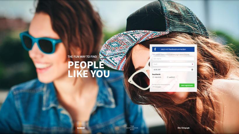 Kostenlose Online-Liding-Websites