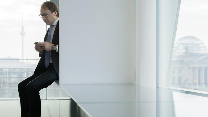 Telemediengesetz: Alexander Dobrindt, Bundesminister für Verkehr und digitale Infrastruktur