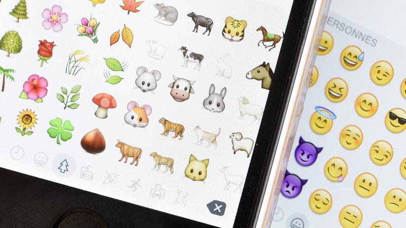 Digital, Emojis, WhatsApp, Chat, Soziale Netzwerke