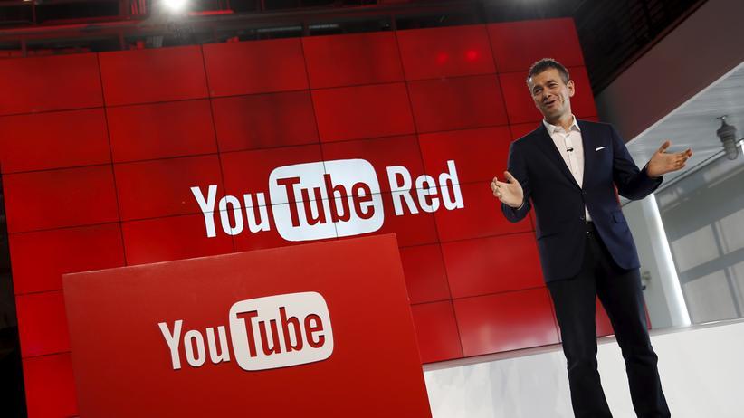 YouTube-Manager Robert Kyncl enthüllt das neue Bezahlangebot Red.