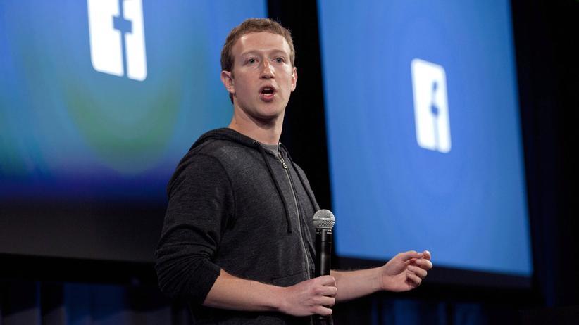 Soziale Netzwerke: Facebook-Gründer Mark Zuckerberg sieht das soziale Netzwerk weiter auf Wachstumskurs.