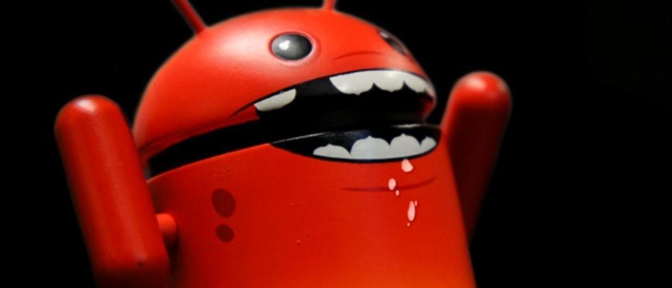 Böse Androiden sind böse.