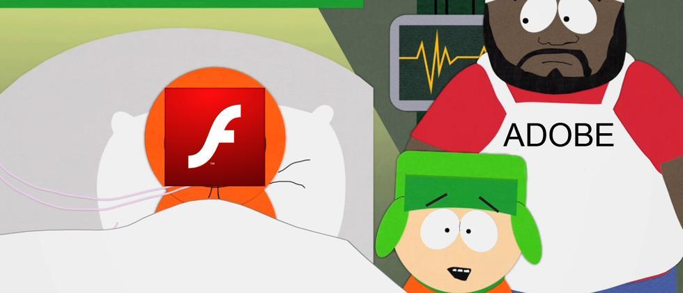 Oh mein Gott, sie haben Flash getötet!
