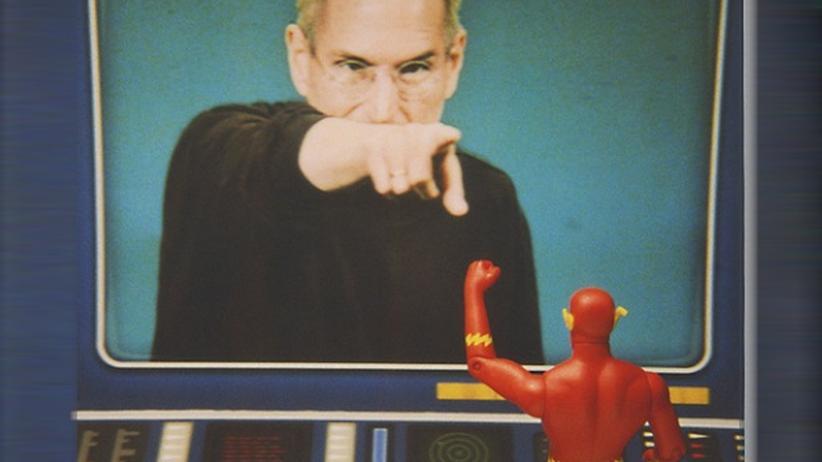 """""""Steve Jobs"""": Genie mit unklarem Tätigkeitsbereich"""