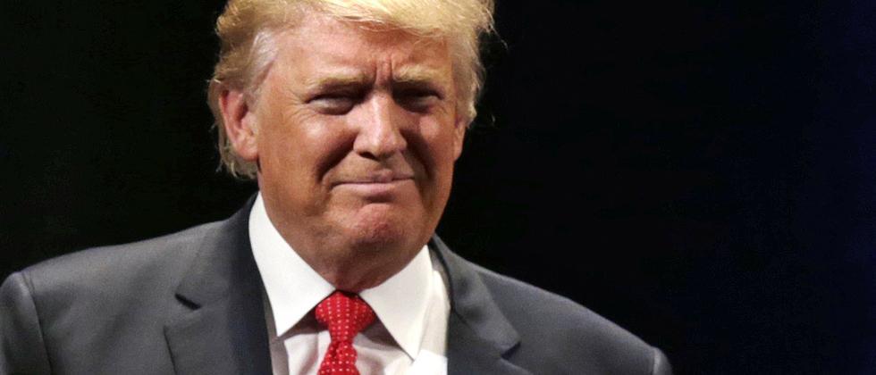 Donals Trump muss sich vor gelöschten Tweets nicht fürchten
