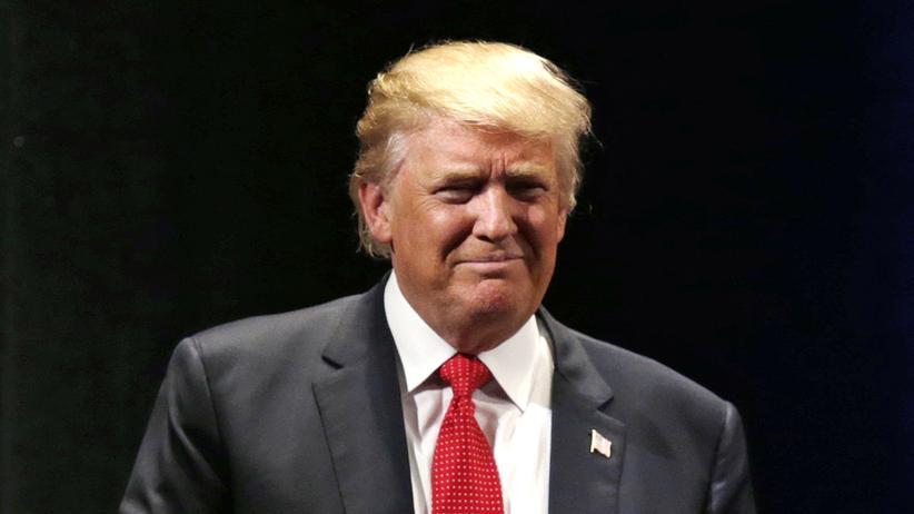 Politwoops: Donald Trump muss sich vor gelöschten Tweets nicht fürchten.