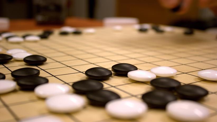 Künstliche Intelligenz: Go gehört zu den ältesten Brettspielen der Welt.