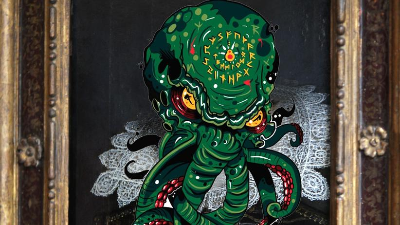 Crowdfunding: William Cthulhu