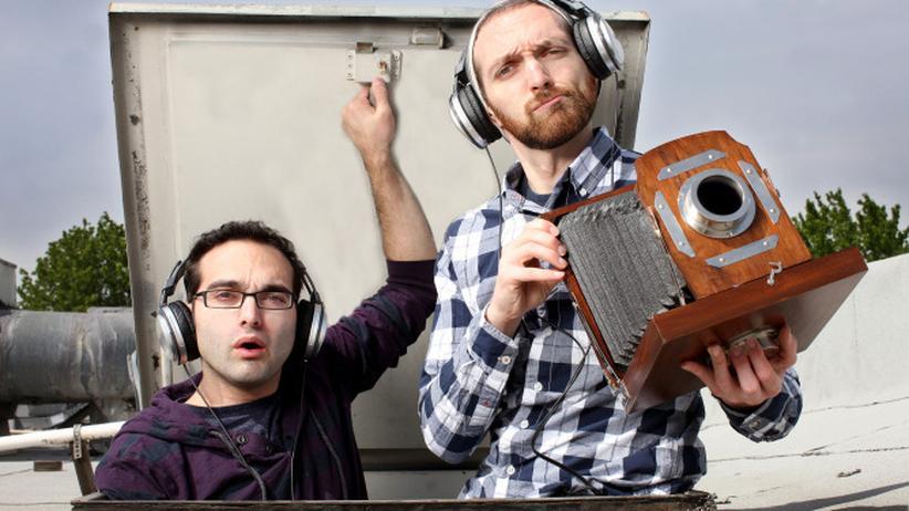 YouTube: Die Brüder Benny und Rafi Fine sind die Fine Brothers.