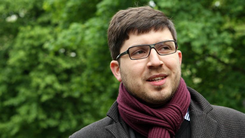 Hatespeech: Christopher Lauer, Mitglied des Berliner Abgeordnetenhauses (Archivbild von 2012)