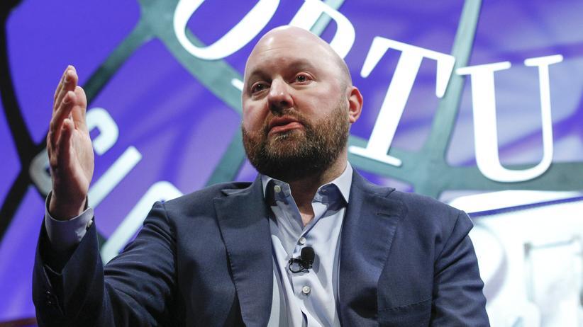 Facebook: Marc Andreessen sitzt im Aufsichtsrat von Facebook.
