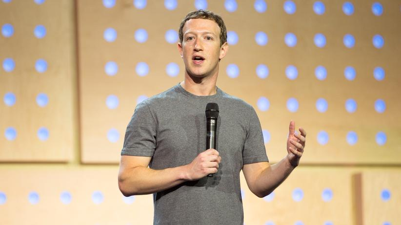 Mark Zuckerberg: Mark Zuckerberg beim Townhall Q&A in Berlin