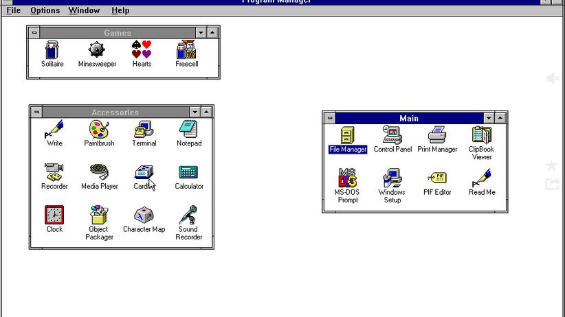 Internet Archive: Voll vintage, diese Software