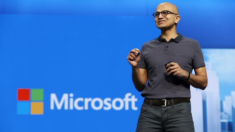 Microsoft: Sprich mit dem Bot