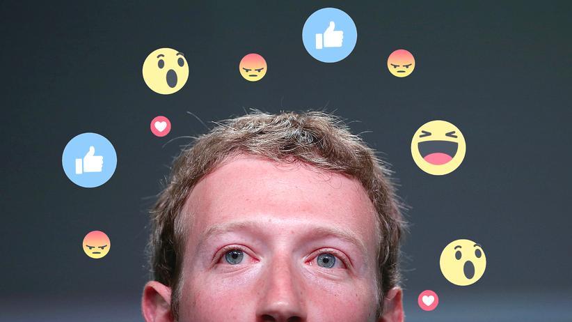 Facebook Live: Mark Zuckerberg ist ein großer Fan von Livevideo.