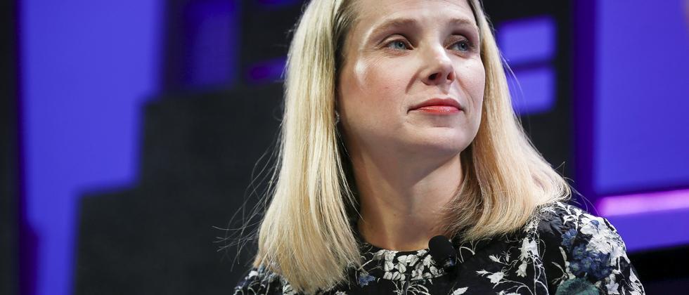 Marissa Mayer ist seit 2012 Vorstandsvorsitzende on Yahoo.