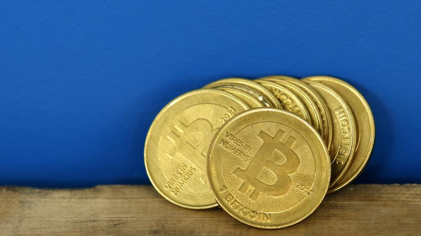 Bitcoin: Seit 2009 gibt es Bitcoin.