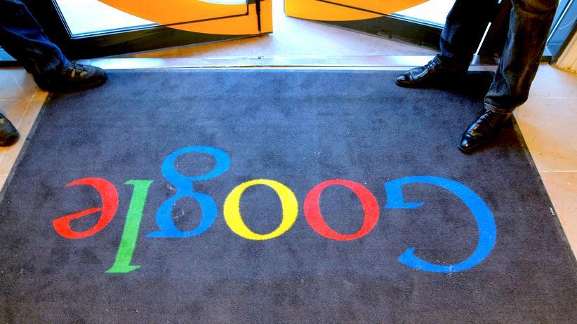 Paris: Das französische Hauptquartier von Google in Paris