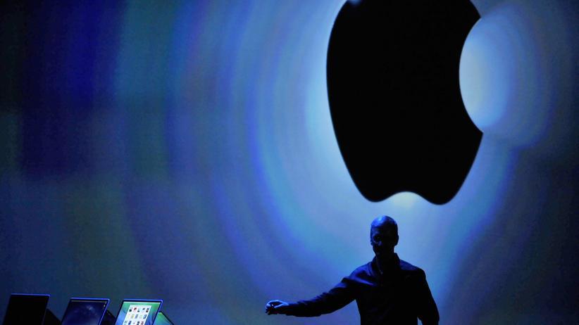 Apple Music: Apple-CEO Tim Cook (Archivbild von 2013)