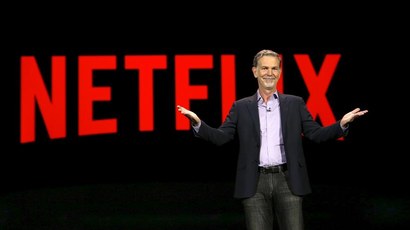 Netflix-CEO Reed Hastings