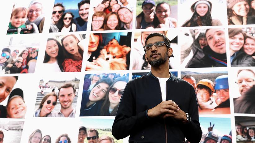 Google I/O: Google-CEO Sundar Pichai